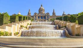 Royal Caribbean Museum of Art in Barcelona, Spain