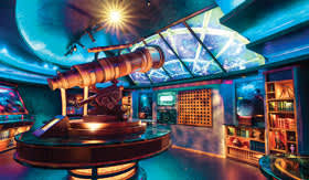 Royal's Observatorium Escape Room aboard Navigator of the Seas