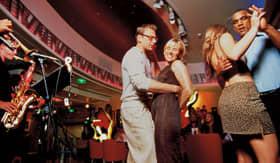 Royal Caribbean International onboard activities Dance Classes