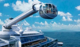 Royal Caribbean International onboard activities North Star
