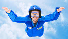 Royal Caribbean International onboard activities Ripcord by iFly