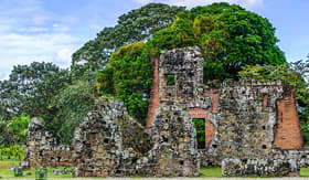 Royal Caribbean Viejo Ruins Panama