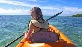 Royal Caribbean - Kayaking in Bahamas
