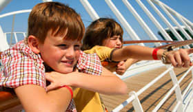 Royal Caribbean International youth programs Just for Teens - Ages 12-14