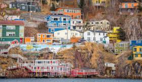 St. John's iconic coastline