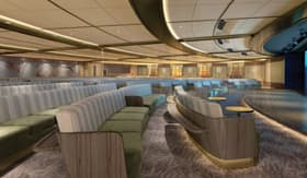 Discovery Center aboard Seabourn Venture