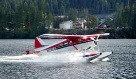 Seabourn Alaska Float Plane