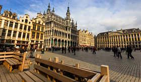 Seabourn Brussels in Belgium