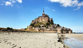 Seabourn Le Mont Saint Michel Normandy France