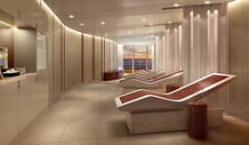 Seabourn Ovation - Spa at Seabourn Rendering