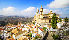 Seabourn Parish of Our Lady of the Incarnation Olvera Cadiz province Andalusia Spain