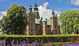 Seabourn Rosenborg Castle in the centre of Copenhagen Denmark