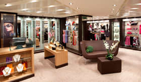 Seabourn Sojourn Boutique shop