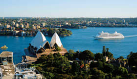 Silversea Cruises Australia Sydney Opera House