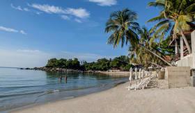 Silversea Cruises Chaweng Beach Koh Samui-in southern Thailand