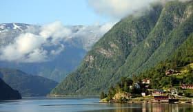 Silversea Cruises Hardangerfjord Ulvik Norway