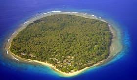 Silversea Cruises Vanuatu Tropical Island
