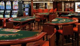 Silversea Cruises entertainment The Casino