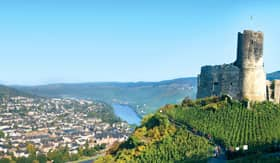 Uniworld Bernkastel walking tour