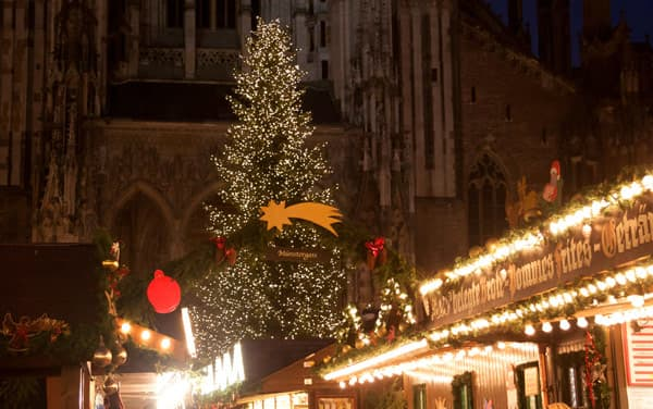 Uniworld River Cruises - Europe Christmas Markets
