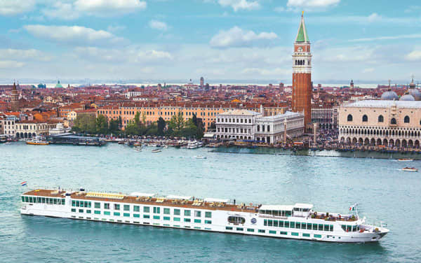 Uniworld River Cruises - Italy