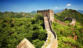 Uniworld River Cruises The Great Wall of China near Jinshanling