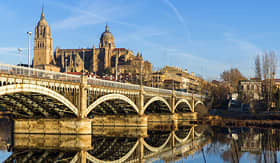 Uniworld River Cruises Salamanca, Spain
