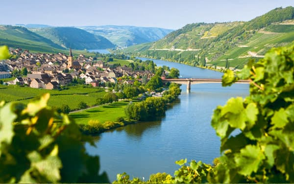 Uniworld River Cruises - Western and Central Europe