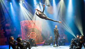 Stage shows aboard Celebrity Cruises