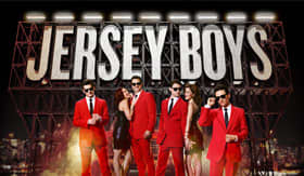 Jersey Boys for Norwegian Cruise Line