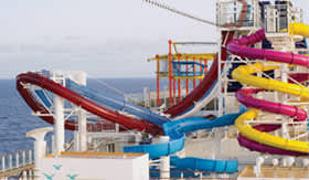 AquaPark for Norwegian Cruise Line