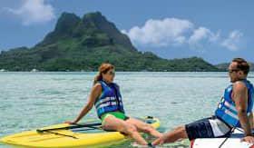 Watersports Marina for Paul Gauguin