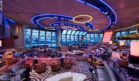 Two70 Bar aboard Royal Caribbean