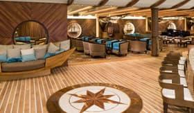 Schooner Bar aboard Royal Caribbean
