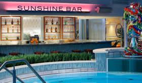 Sunshine Bar aboard Royal Caribbean