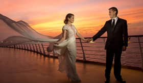 Royal Weddings for Royal Caribbean