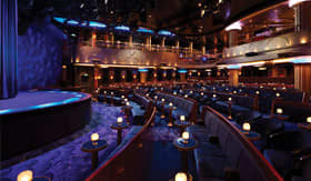 Constellation Theater aboard Regent Seven Seas