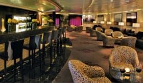 Stars Nightclub aboard Regent Seven Seas