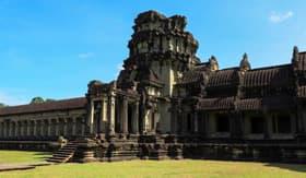 Angkor Wat in Cambodia - Viking Oceans