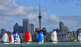 Sailing in Auckland, NZ - Viking Oceans