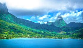 Papeete, Tahiti - Viking Oceans