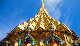 Viking River Cruises Grand Palace in Bangkok, Thailand