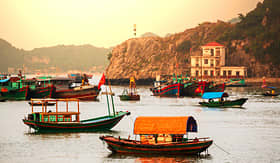 Viking River Cruises Halong Bay, Vietnam