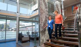 Viking River Cruises onboard experiences Library