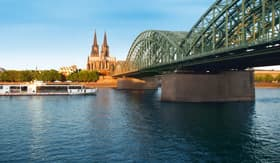Viking Rivers Rhine Cologne