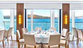 The Restaurant Aboard Viking Venus