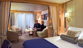Windstar Cruises Power Yacht Balcony Suite