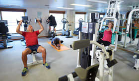 Windstar Cruises Fitness Center Gym