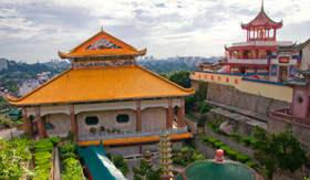 Windstar Cruises Kek Lok Si temple Penang, Malaysia