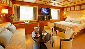 Windstar Cruises Sail Ship Owners Suite